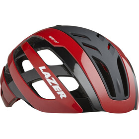 Lazer Century Helmet red-black